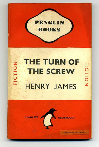 thesis of turn of the screw Free essay: love between the classes: an analysis of social status violation in the turn of the screw a marxist reading of the turn of the screw by henry.