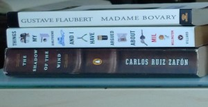 Flaubert, Milington, Zafón
