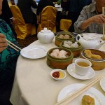 We shared a table with two gentlemen who spoke only cantonese through the entire meal