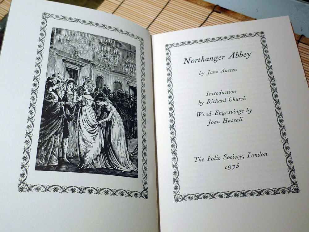 Check out my dreamy Folio society edition!