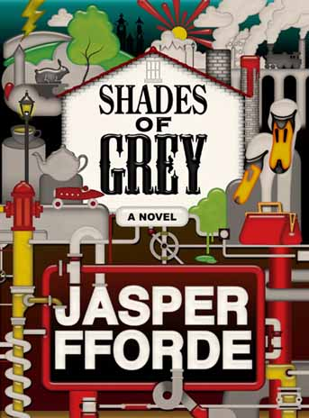 No greyzone here - I loved this book!