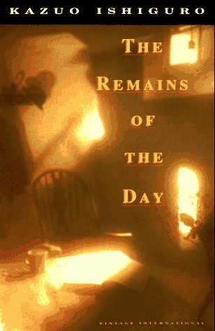 an overview of the kazuo ishiguros the remains of the day Review 'a triumph this wholly convincing portrait of a human life unweaving  before your eyes is inventive and absorbing, by turns funny, absurd and  ultimately.
